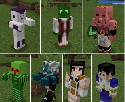 Dragon Craft Z Mod for MCPE screenshot 6