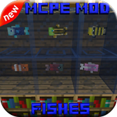 Fishes Mod for MCPE icon
