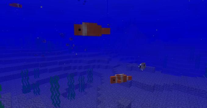 Fishes Mod for MCPE apk screenshot