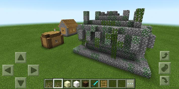 Instant Structures MCPE mod apk screenshot