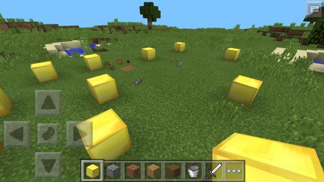Mods Lucky Block for MCPE 2016 apk screenshot
