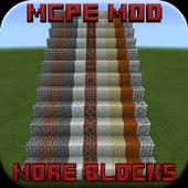 More Blocks Mod for MCPE icon