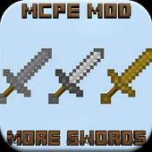 More Swords Mod for MCPE icon