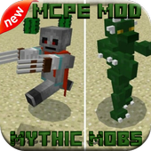 Mythic Mobs Mod for MCPE icon