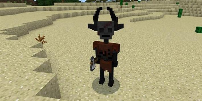 Mythic Mobs Mod for MCPE poster