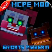 Mod 5Nights Pizzeria for MCPE icon