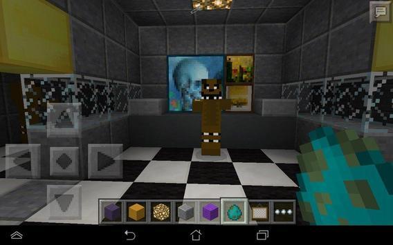 Mod 5Nights Pizzeria for MCPE screenshot 8