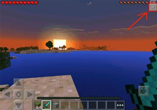 Mod Not Enough Items for MCPE screenshot 1