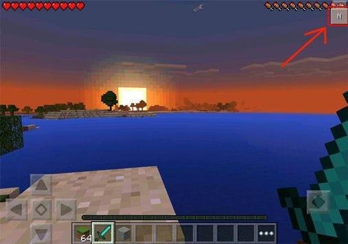 Mod Not Enough Items for MCPE apk screenshot