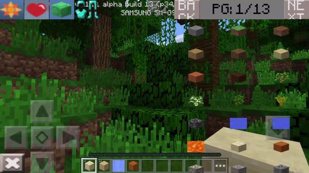 Mod Not Enough Items for MCPE screenshot 8