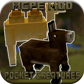 Mod Pocket Creatures for MCPE icon