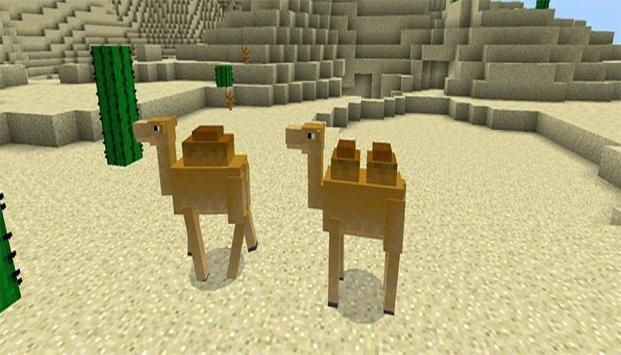 Mod Pocket Creatures for MCPE poster