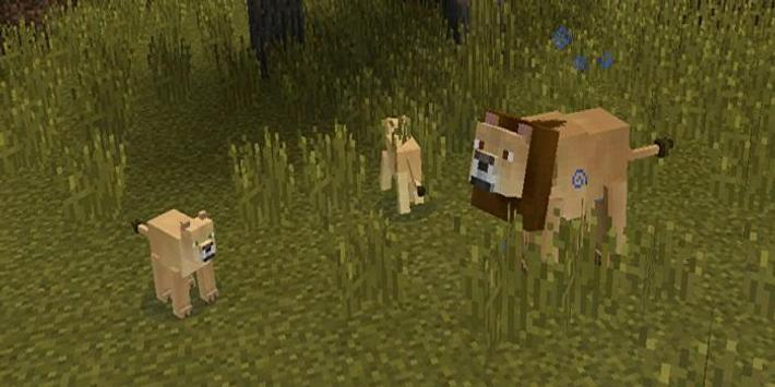 Mod Pocket Creatures for MCPE apk screenshot