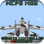 Remote Controlled Aircraft Mod for MCPE icon