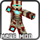 Mod Iron Suit for Minecraft icon
