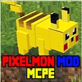 Pixelmon Mod for Minecraft 2018 icon