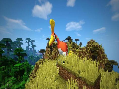 Pixelmon Mod for Minecraft 2018 screenshot 3