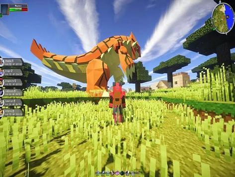 Pixelmon Mod for Minecraft 2018 screenshot 4