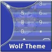 Wolf Theme Dialer icon