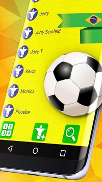 Brazil Dialer Theme apk screenshot