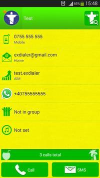 Brazil Dialer Theme apk screenshot