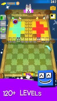 Jerk Cubeer: 3D Brick Breaker screenshot 3