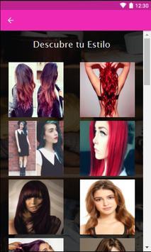 Diseño, Moda y Belleza Mujeres apk screenshot