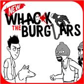 Guide Whack the Burglars New 2018 icon