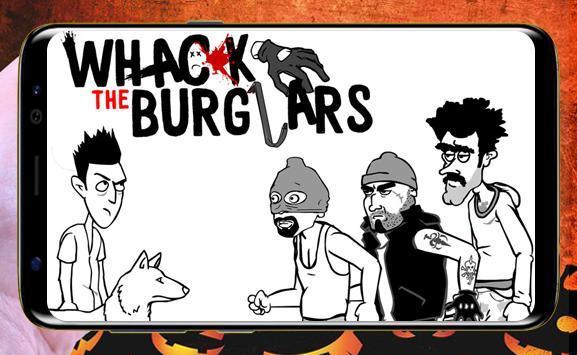 Guide Whack the Burglars New 2018 poster