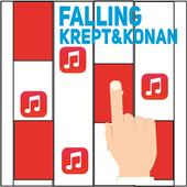 Piano Magic - Krept & Konan; Falling icon