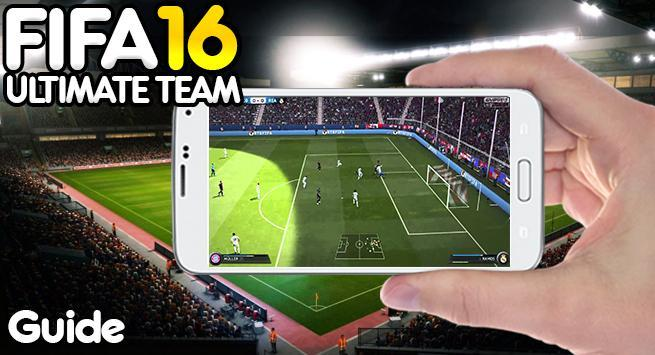 Guide For FIFA 16 Ultimate Team poster