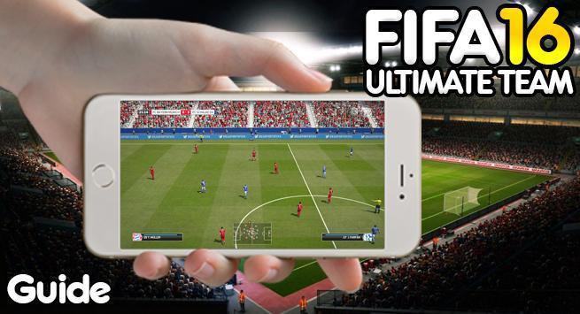 Guide For FIFA 16 Ultimate Team screenshot 1