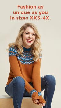 Modcloth – Unique Indie Women's Fashion & Style poster