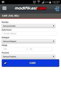 Modifikasi.com screenshot 2