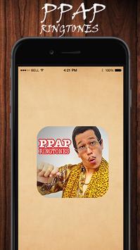 PPAP Ringtones : Pen Pineapple poster