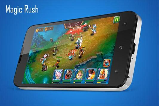 Complete guide Magic Rush poster