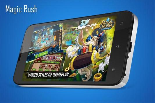 Complete guide Magic Rush apk screenshot