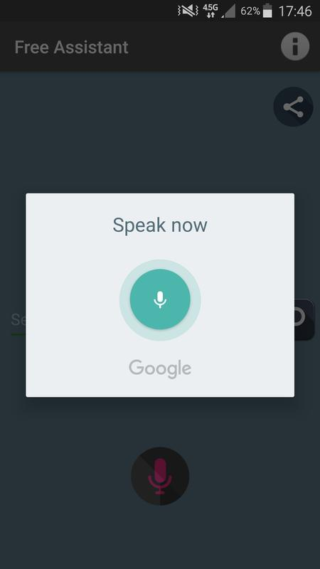 Free sirii assistant apk free sirii assistant apk for Voice assistant italiano