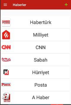 Tüm Haber ve Gazeteler screenshot 5
