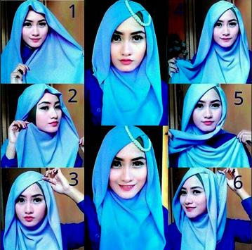 30 Best Model Hijab Pesta 2016 apk screenshot