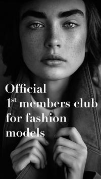 Modelclub poster