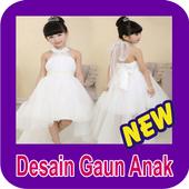 Design Girl Dress Style icon