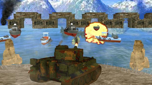 Ultimate Tank Machines Battle apk screenshot