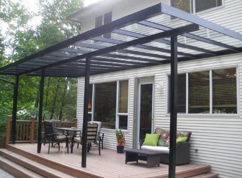 Canopy Terrace Design screenshot 4