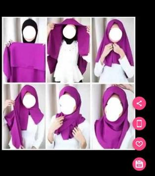 hijab models and how to wear them screenshot 1