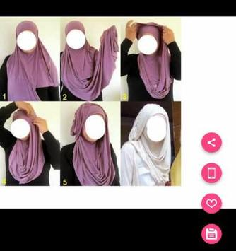 hijab models and how to wear them screenshot 5