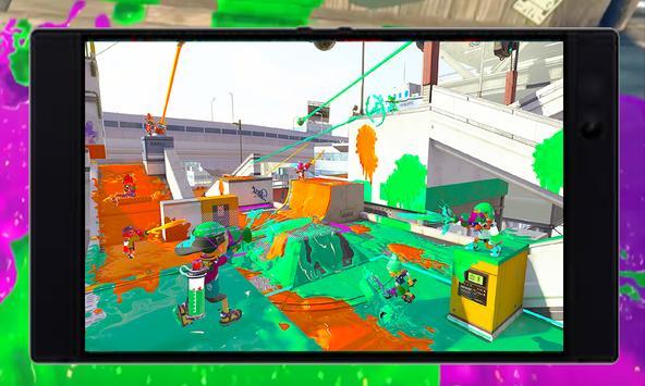 Newtips Splatoon 2 screenshot 3