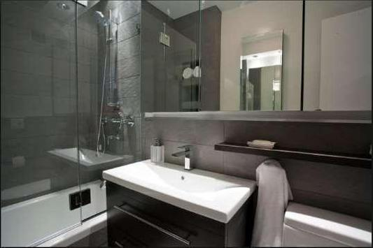 Modern Bathroom Design screenshot 3