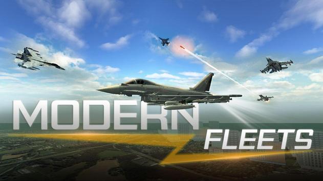 Modern DogFighter Simulator - Jet Fighter Strike apk screenshot