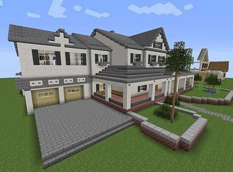 Casas Modernas Para Minecraft For Android Apk Download